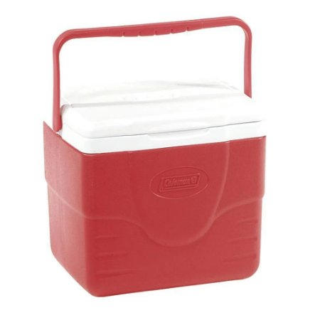 Caixa Térmica 8,5 litros Vermelha 9QT Coleman