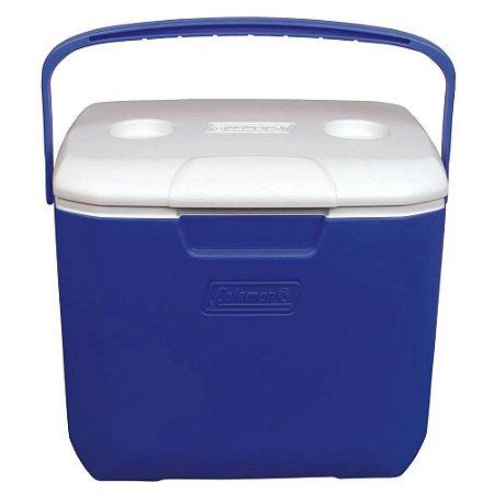 Caixa Térmica 28,3 litros Azul Coleman