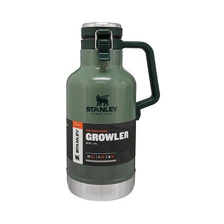Growler Térmico Classic Verde 1,9 Litros Stanley