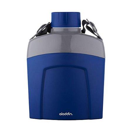 Cantil Térmico Azul 1 Litro Aladdin