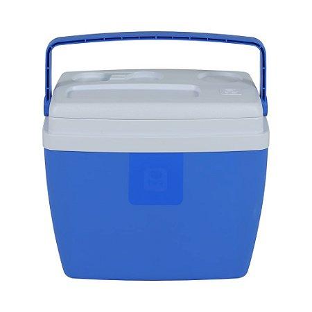 Caixa Térmica 34 litros Azul Belfix