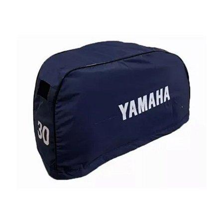Capa de Capô Motor De Popa Yamaha 30 HP HMHS