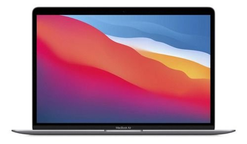 Apple Macbook Air (13 Polegadas, 2020, Chip M1, 256 Gb De Ssd, 8 Gb De Ram) - Cinza-espacial