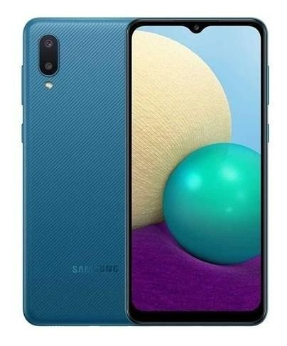 Samsung Galaxy M02 Dual 32gb