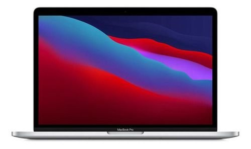 Apple Macbook Pro (13 Polegadas, 2020, Chip M1, 512 Gb De Ssd, 8 Gb De Ram) - Prateado