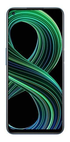 Realme 8 5g Dual Sim 128 Gb Supersonic Blue 8 Gb Ram