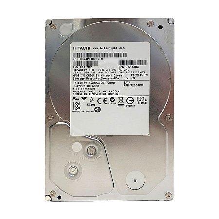 HD DESK SATA2 1TB HITACHI 3.5 HDD HUA722010CLA330 OEM   IMP
