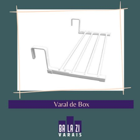 Varal Portátil de Box