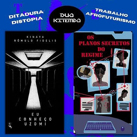 Eu Conheço Uzomi & Os Planos Secretos do Regime #DuoKitembo
