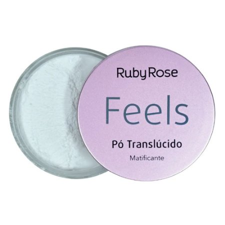 Pó Translúcido Ruby Rose Feels