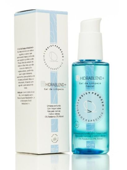 Gel de Limpeza Facial Hidrablend +
