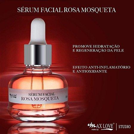 Serum Facial Max Love Rosa Mosqueta