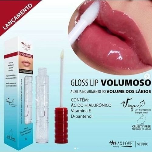 Lip Volumoso Max Love 01