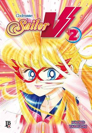 Codename Sailor V - Vol. 2