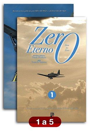 Colecao Zero Eterno - Vol. 1 a 5