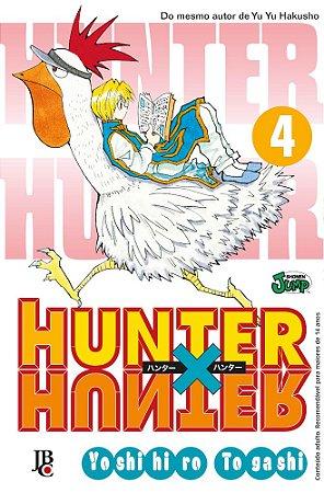Hunter X Hunter - Vol. 4
