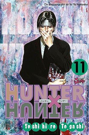 Hunter X Hunter - Vol. 11