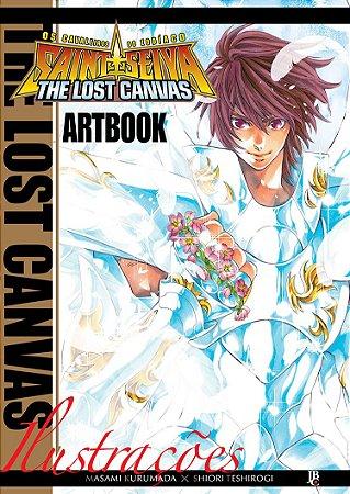 Cavaleiros do Zodiaco - The Lost Canvas Art Book