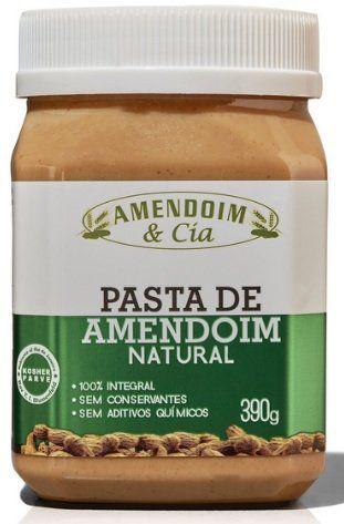 Pasta de Amendoim Pura - 390g