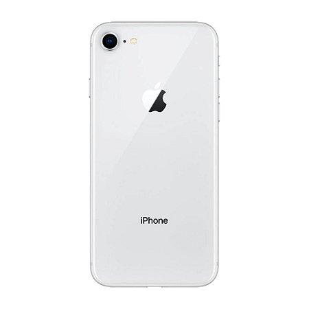 iPhone 8 64GB Prateado Seminovo de Vitrine - Usado Tela 4,7