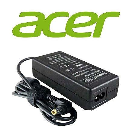 Fonte Carregador Para Notebook Acer Aspire 5.5x1.7mm Compatível com Vários Modelos