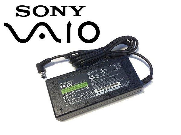 Fonte Carregador Para Notebook Sony - 19.5v 3.42a