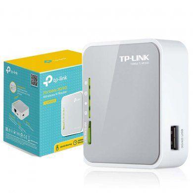 Roteador Portátil Wireless N 3G/4G TL-MR3020