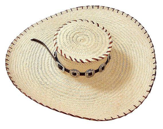 Chapéu Muladeiros copa quadrada