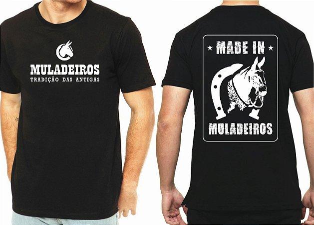 Camiseta Muladeiros Masculina