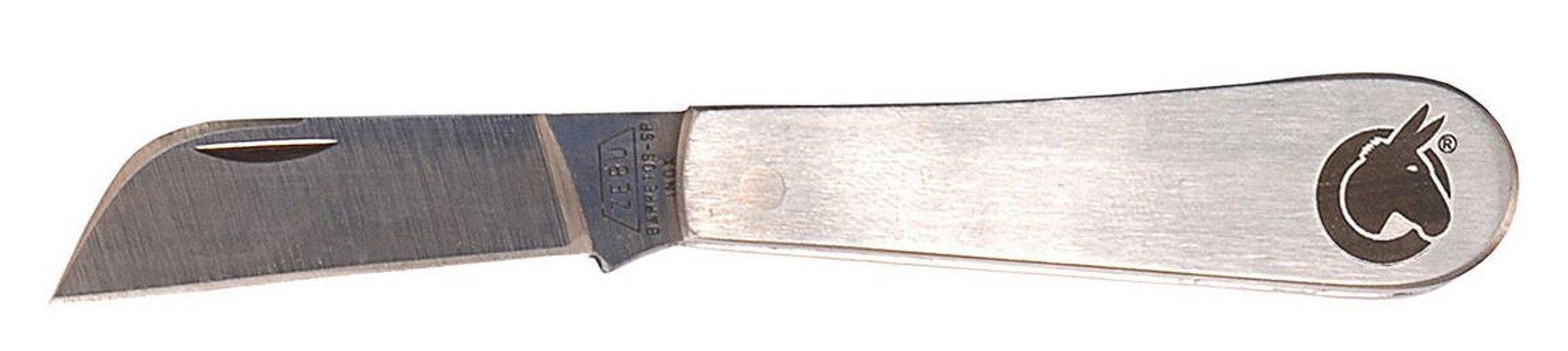 Canivete Aço Inox Muladeiros com Presilha PEQ