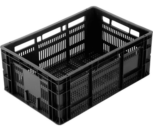CAIXA PLÁSTICA AGRÍCOLA CE 23 FUNDO VAZADO LEGO