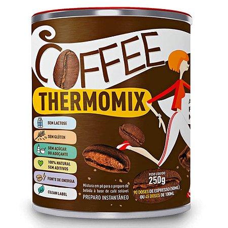 Coffee Thermomix Café Termogênico (250g) - Mix Brasil Fit
