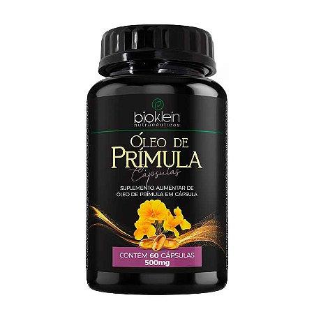 Óleo de Prímula - 60 cápsulas 500mg