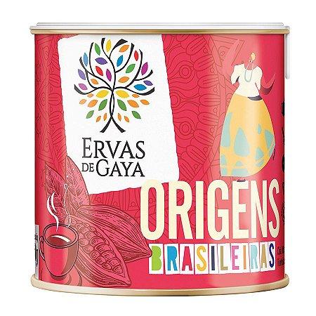 Chá Origens Brasileiras – Cacau com Hortelã e Pimenta Rosa 50g