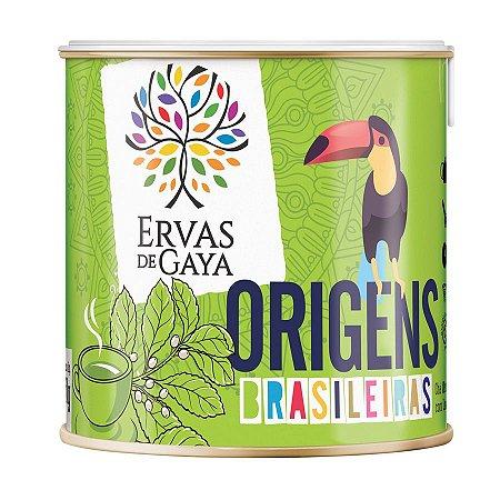 Chá Origens Brasileiras – Mate Tostado com Limão e hortelã 50g