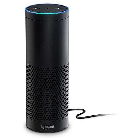 Amazon Echo - Alexa Assistente Pessoal e Audio Streamer