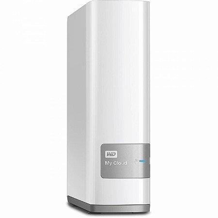 Servidor NAS WD My Cloud 6TB - Nuvem Pessoal - PC / MAC