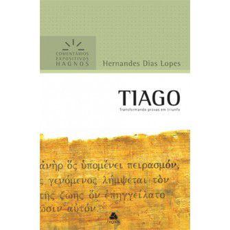 Tiago Comentarios Expositivos / Hernandes Lopes