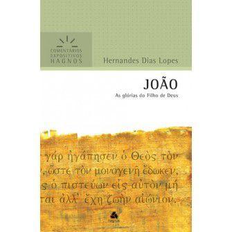 Joao Comentarios Expositivos / Hernandes Lopes