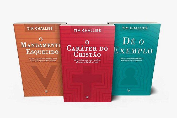 Kit Maturidade Cristã: 3 livros / Tim Challies