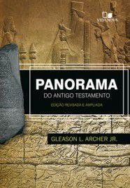 Panorama do Antigo Testamento / Gleason L. Archer Jr.