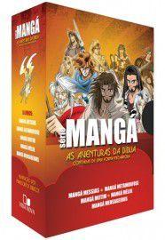 Box Série Mangá - 05 (cinco) Livros / Next, Editora responsável