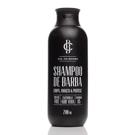 Shampoo de Barba Cia da Barba
