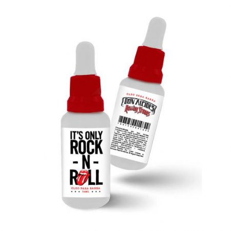 Óleo para Barba The Rolling Stones Don Alcides