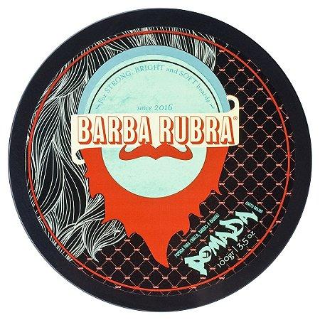 Pomada para cabelo Barba Rubra