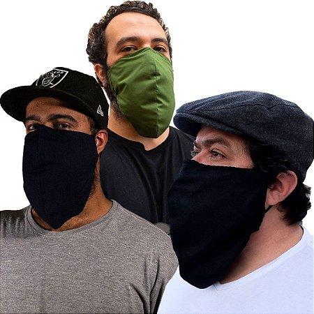Máscara Para Barbudos De Tecido