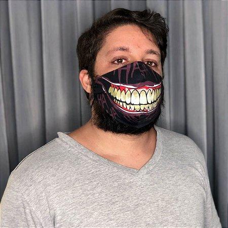 Máscara De Tecido Lavável Coringa