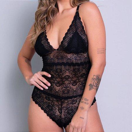 Body Feminino Bella Fiore