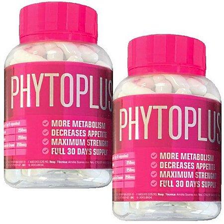 Phytoplus X - 60 Cáps - kit 2 unidades