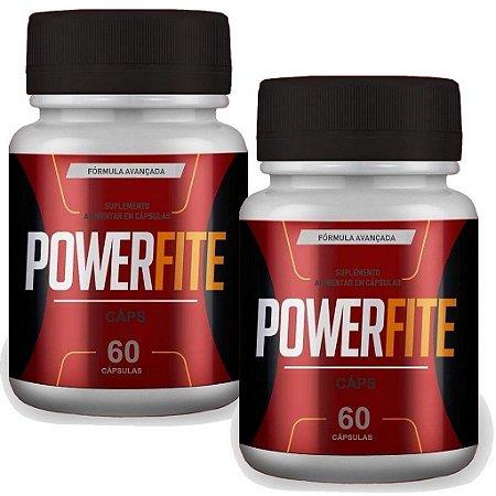 Power Fite 60 cáps - kit 2 unidades